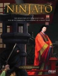 Ninjato spel doos box Spellenbunker.nl
