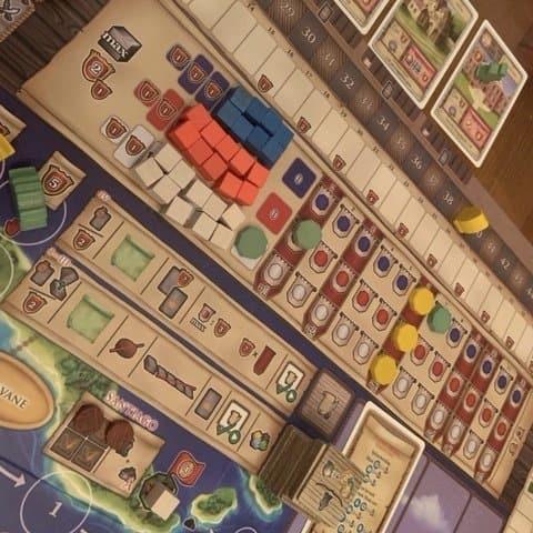 Maracaibo Geronimo Games Bordspel