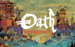 Oath: Chronicles of Empire and Exile spel doos box Spellenbunker.nl