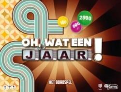 Oh, Wat Een Jaar!: het bordspel spel doos box Spellenbunker.nl