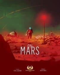 On Mars Bordspel