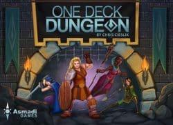 One Deck Dungeon Kaartspel Asmadi Games