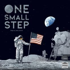 One Small Step Academy Games Bordspel