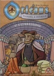 Orléans- Handel & Intrige Uitbreiding White Goblin Games