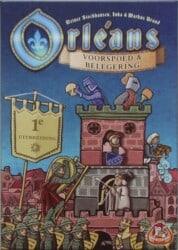 Orléans- Voorspoed & Belegering Uitbreiding White Goblin Games