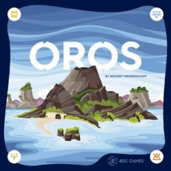 Oros spel doos box Spellenbunker.nl