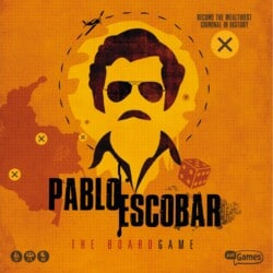 Pablo Escobar: The Boardgame spel doos box Spellenbunker.nl