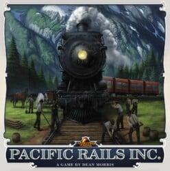 Pacific Rails Inc. spel doos box Spellenbunker.nl