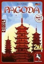 Pagoda spel doos box Spellenbunker.nl