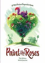 Paint the Roses spel doos box Spellenbunker.nl