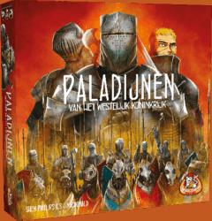 Paladijnen van het Westelijk Koninkrijk White Goblin Games Bordspel