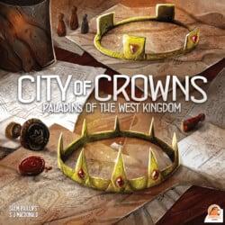 Paladins of the West Kingdom: City of Crowns spel doos box Spellenbunker.nl