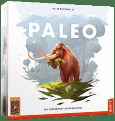 Paleo 999 Games Bordspel