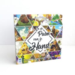 In de Palm van je Hand - Partyspel - Geronimo Games