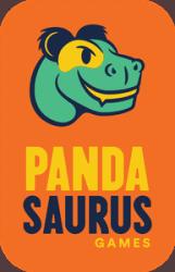 Pandasaurus Games Logo