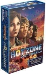 Pandemic - Hot Zone North America Bordspel