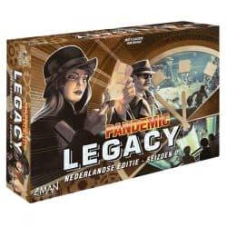 Pandemic - Legacy Seizoen 0 Bordspel