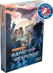Pandemic - Rapid Response Bordspel