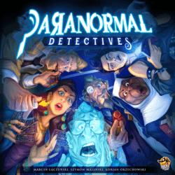 Paranormal Detectives spel doos box Spellenbunker.nl