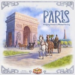 Paris Bordspel Game Brewer