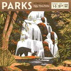Parks Bordspel