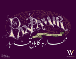 Pax Pamir: Second Edition spel doos box Spellenbunker.nl