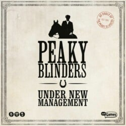 Peaky Blinders: Under New Management spel doos box Spellenbunker.nl