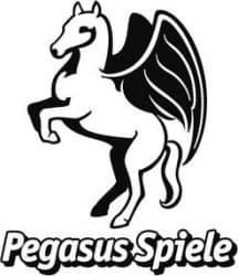 Pegasus Spiele Uitgever Spellen Logo