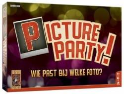 Picture Party spel doos box Spellenbunker.nl
