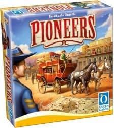 Pioneers Queen Games Bordspel