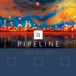 Pipeline spel doos box Spellenbunker.nl