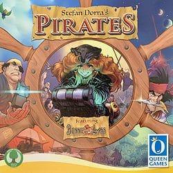 Pirates spel doos box Spellenbunker.nl