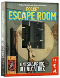 Pocket Escape Room- Ontsnapping uit Alcatraz 999 Games