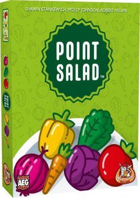 Point Salad Kaartspel