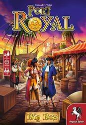 Port Royal: Big Box spel doos box Spellenbunker.nl