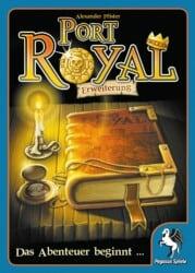 Port Royal: The Adventure Begins... spel doos box Spellenbunker.nl