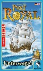 Port Royal: Unterwegs! spel doos box Spellenbunker.nl
