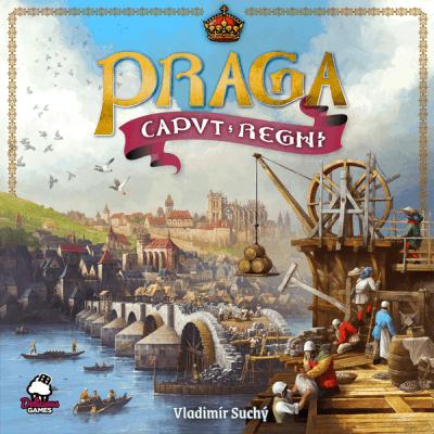 Praga Caput Regni Bordspel
