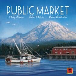 Public Market spel doos box Spellenbunker.nl