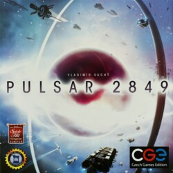 Pulsar 2849 spel doos box Spellenbunker.nl