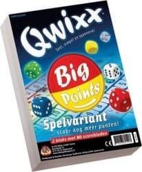 Qwixx - Big Points Uitbreiding Dobbelspel