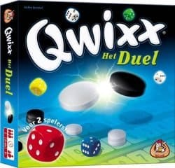 Qwixx - Het Duel Bordspel