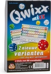 Qwixx - Mixx Dobbelspel Uitbreiding
