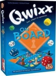 Qwixx - On Board Bordspel