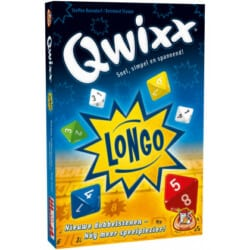 Qwizz Longo White Goblin Games Dobbelspel