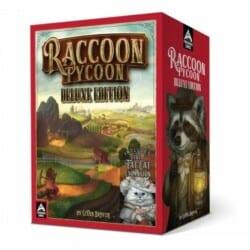 Raccoon Tycoon: Deluxe Edition spel doos box Spellenbunker.nl