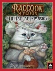 Raccoon Tycoon: The Fat Cat Expansion spel doos box Spellenbunker.nl
