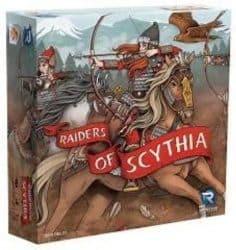 Raiders of Scythia Garphill Games