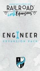 Railroad Ink: Engineer Expansion Pack spel doos box Spellenbunker.nl