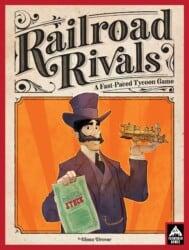 Railroad Rivals spel doos box Spellenbunker.nl